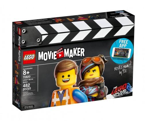 Klocki Lego The Movie 2 Lego Movie Maker 70820 7762133746 Allegro Pl