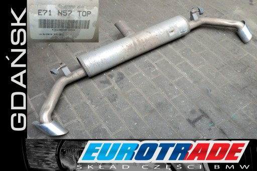 Exhaust silencers bmw Online   New and used exhaust system parts