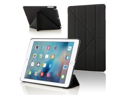 MOMAX Smart Leder Magnetische Origami Tri-Fach Stand Case für iPad ... | 384x512