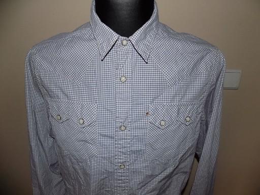 Ralph Lauren Polo Jeans koszula męska M 40 kratka