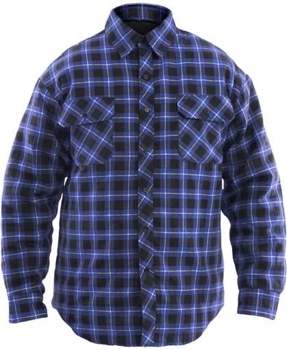 Koszula flanelowa robocza OCIEPLANA zimowa S 6927324918  XvUQj