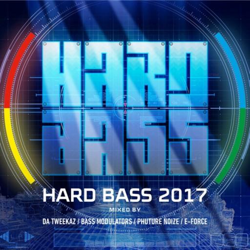 Da Tweekaz / Phuture Noize Hard Bass 2017 4xCD