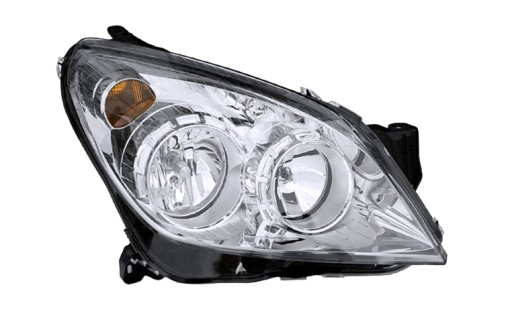Reflektor Lampa Przód Opel Astra H Iii 07 Prawa