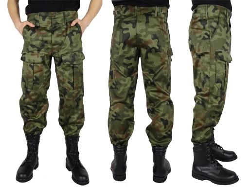 Spodnie Wojskowe Wz 93 Bojowki Moro Oryginal Xl 8988413740 Allegro Pl