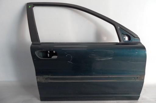 VOLVO S80 DRZWI PRAWY PRZÓD PRZEDNIE 1998 - 2006