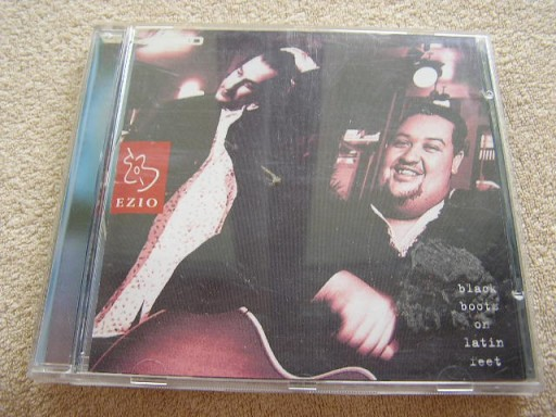 Ezio - Black Boots On Latin Feet (CD).5