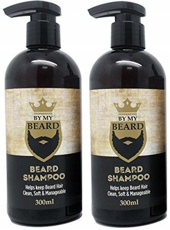 Zestaw do Pielęgnacji Brody By My Beard+szczotka +