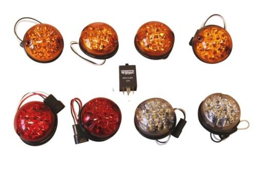 LAND ROVER DEFENDER ZIBINTAI (LEMPOS-FAROS) LED