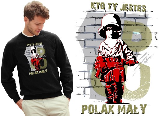 9603f91b4c BLUZY PATRIOTYCZNE PATRIOTA POLSKA WZORY L 5702578281 - Allegro.pl