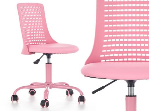 Młodzieżowe Krzesło Obrotowe Pure Do Biurka 7547411628 Allegropl