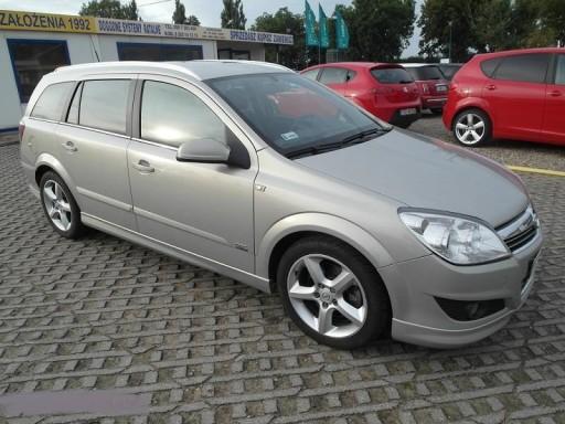 Opel Astra H Opc Kombi Nakladki Progowe Lodz Allegro Pl