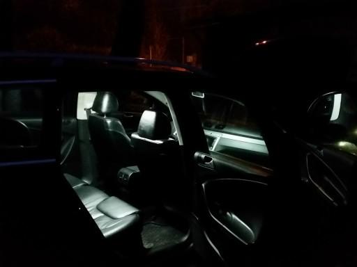Oświetlenie wnętrza LED autoswiatla.pl