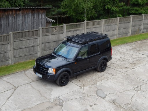 BAGAZINES STOGO LAND ROVER DISCOVERY 3/4 ILGAS BS