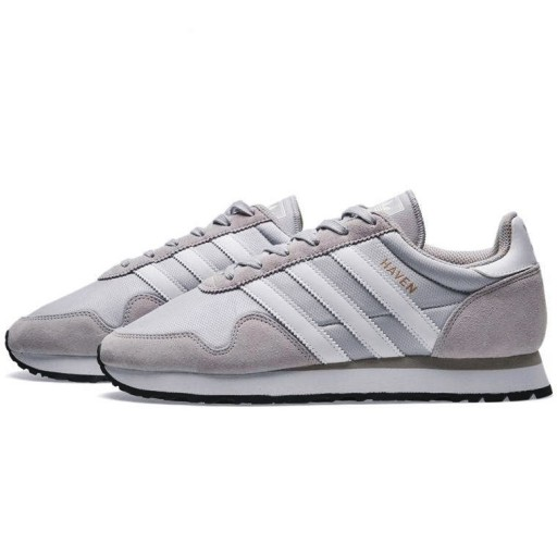 0249274d6c949 Adidas Haven Szare Sneakersy BB2738 Buty meskie 37 7707212957 ...