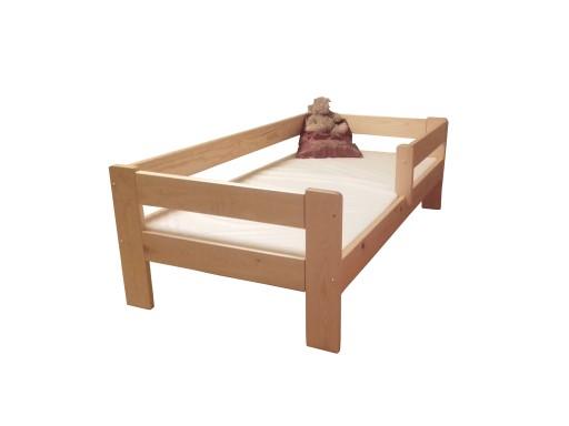 łóżko Dziecięce Bartek 160x80 Kolory 7204574794 Allegropl