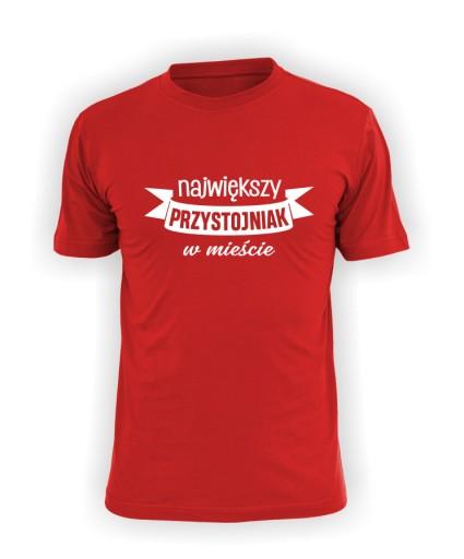 54f296c9b6c1 koszulka z nadrukiem dla chłopaka prezent okazja 7548448343 - Allegro.pl -  Więcej niż aukcje.