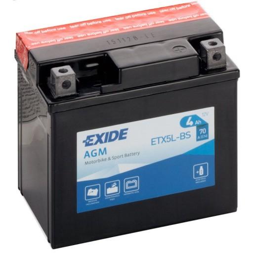 Akumulator EXIDE   Honda  NSR  125    f .VAT