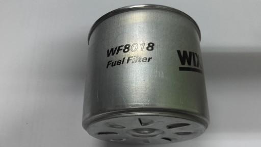 JCB FILTRAS KURO WIX WF8018 LT