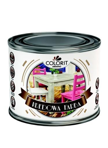 Colorit Farba kredowa do mebli drewna 375 ml Kolor