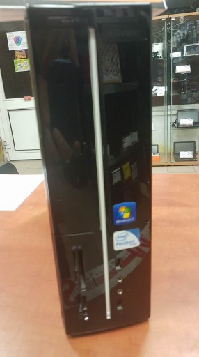 Mini komputer PC E5400 2x2,7 2GB 320GB Win7 GW FV