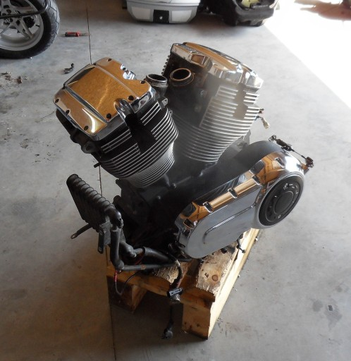 ENGINE VICTORY VISION 2008r
