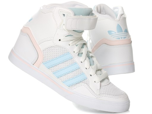 21d0666467f20 Buty damskie Adidas Extaball UP S75789 KOTURNY 7680927865 - Allegro.pl