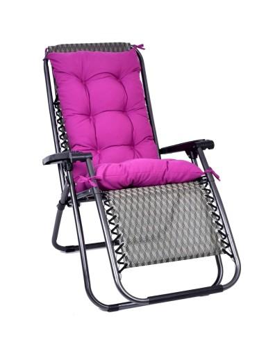Poduszka Na Krzesło Ogrodowe Fotel Różne Kolory
