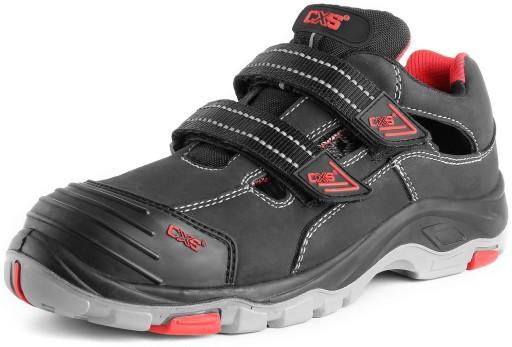 SOLIDNE ODDYCHAJĄCE sandały robocze buty SYENIT 46 10713076273 Obuwie Męskie Męskie XA AAZRXA-5