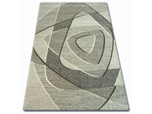 Dywany łuszczów Shadow 140x190 Trójkąty At425