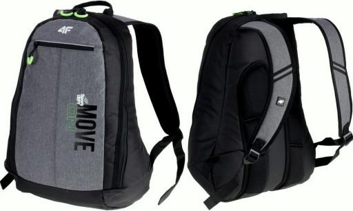 Plecak Miejski Szkolny Sportowy L17 Pcu002 20l 4f 7101455199 Allegro Pl