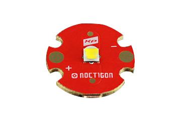 LED Cree XP-L HD V6 3D 4750-5000K Noctigon miedź