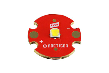 LED Cree XP-L V6 3C 4750-5000K Noctigon miedź