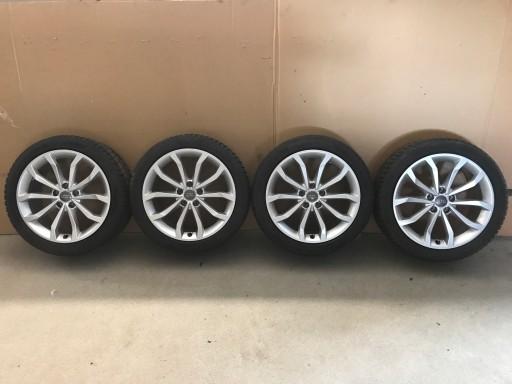 Kola Zimowe Felgi 18 Cali Audi A4 B9 8w0601025h Lusowo Allegro Pl
