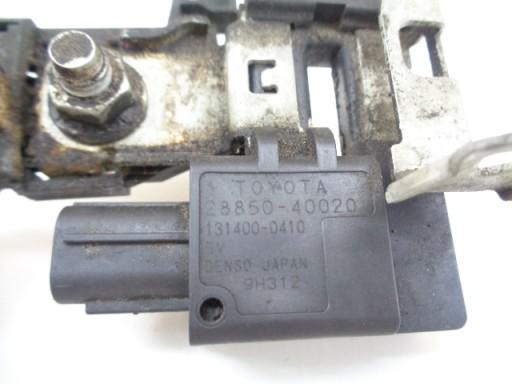 Toyota Yaris II klema minusowa 28850-40020