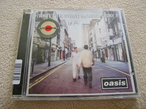 Oasis - (What's The Story) (CD).58