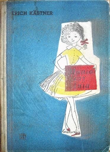 KASTNER - MANIA CZY ANIA - 1958r