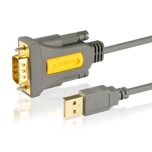 Adapter Konwerter USB do RS232 COM FTDI DB9 1,5m