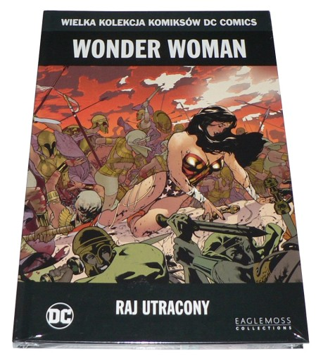 WKK DC COMICS 27 WONDER WOMAN Raj Utracony -tw.opr