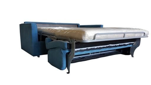 Sofa Molly Nova Bed Dowolna Powierzchnia Materaca 7270749710 Allegro Pl