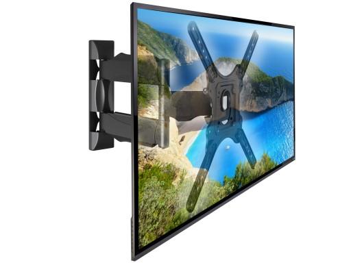 Oryginalny obrotowy uchwyt TV LCD LED 32 - 55 VESA