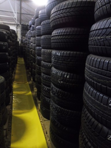 TIRES SUMMER USED 205/55R16 MOUNTING FREE OF CHARGE !!!