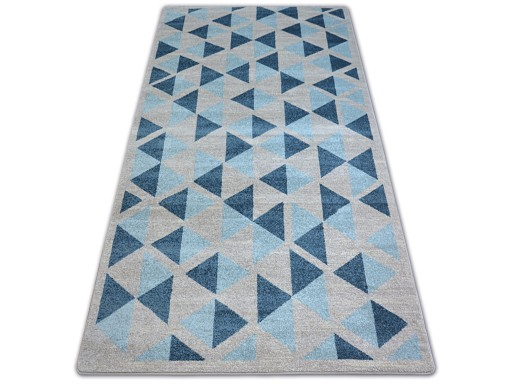 Dywany łuszczów Nordic 160x220 Canvas Szary A110