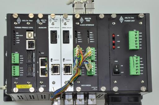 DELTA TAU TURBO PMAC2 CPU ACC-24E2A UMAC eXcom