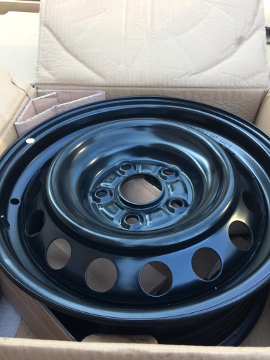 RIMS NEW ONES 5X114,3 TOYOTA AURIS COROLLA E15 E16 15