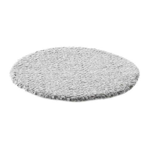 Ikea Bertil Poduszka Na Krzesło Taboret 33cm Szary 7129081830