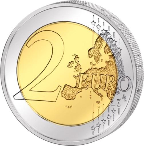 2 euro Niemcy Berlin Charlottenburg 2018