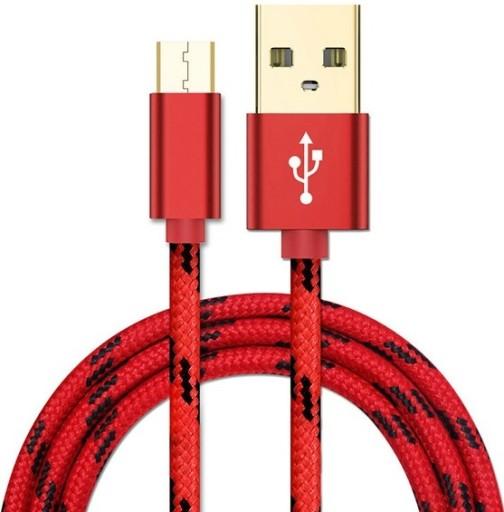 Micro Usb Kabel Do Telefonu Szybkie Ladowanie 6887710682 Sklep Internetowy Agd Rtv Telefony Laptopy Allegro Pl
