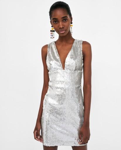 sukienki firmowe zara