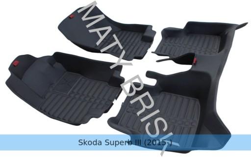 NE KILIMELIAI SKODA SUPER (2015-2019)