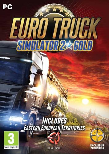 EURO TRUCK SIMULATOR 2 PL GOLD Złota Edycja steam